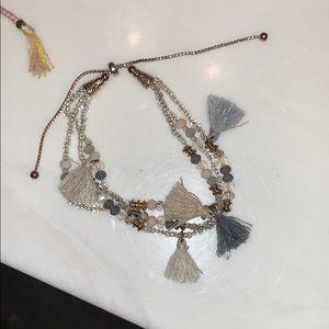 3 separate bracelet bundle